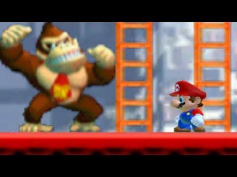 Mario Vs. Donkey Kong - New Super Mario Allstars