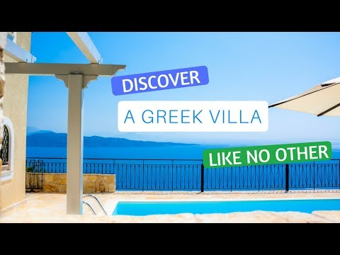 Corfu Villa Genna | a Greek Villa holiday hard to beat !