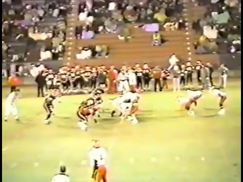 1991 Stilwell Indians at Idabel Warriors Football