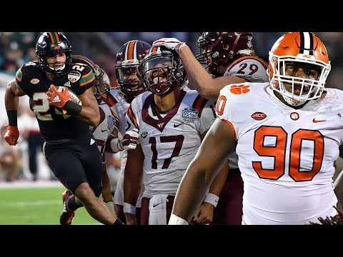 2018 ACC Football P.O.Y. Candidates: Way Too Early List