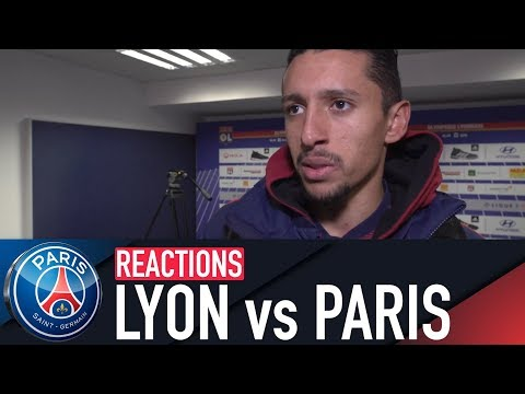 REACTIONS : LYON vs PARIS