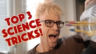 TOP Magic Tricks You Can Do At Home Using Science!