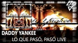 Video Daddy Yankee - Lo Que Pasó, Pasó Live - Barrio Fino En Directo download MP3, 3GP, MP4, WEBM, AVI, FLV Agustus 2018
