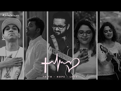 Faith Hope & Love | Official Music Video | Phal Music | Fusion Song