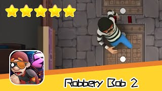 Robbery Bob 2 Hauntington 05 Walkthrough Jailbird Recommend index five stars