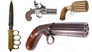 10 Most INSANE Weapons From History