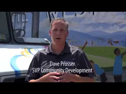Where People Bank for Good-Dave Prosser SVP Community Development