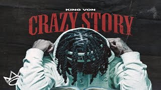 King Von - Crazy Story (Instrumental) | ReProd. By King LeeBoy