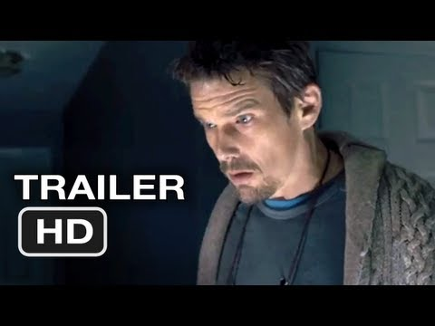 Sinister Official Trailer #1 (2012) - Ethan Hawke Horror Mov