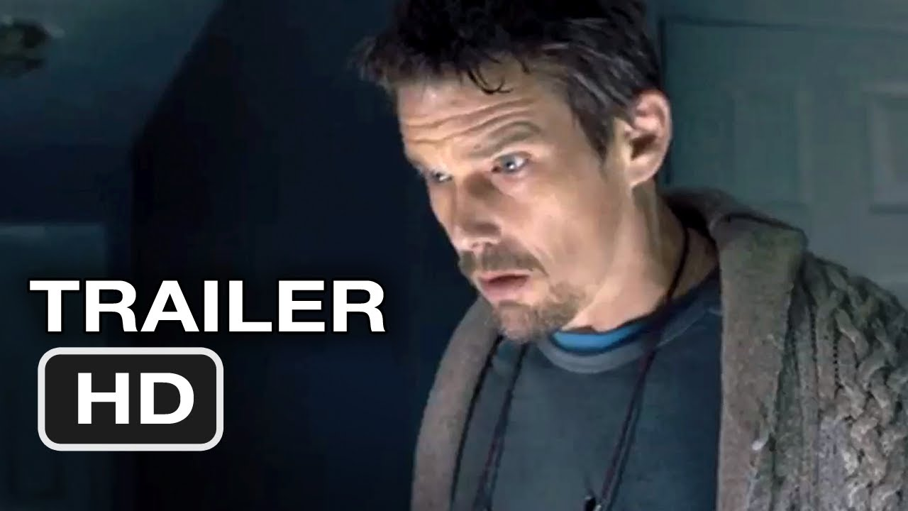 Sinister Official Trailer #1 (2012) - Ethan Hawke Horror Movie HD