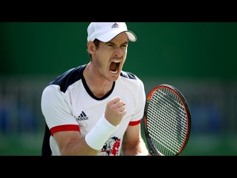 Andy Murray‬, ‪Lukáš Rosol‬, ‪The US Open (Tennis)‬‬