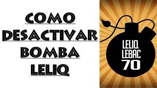 Alternativas para Desactivar BOMBA LELIQ.➡✅Como solucionar este Problema💛