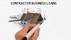 Contractor Business Loans