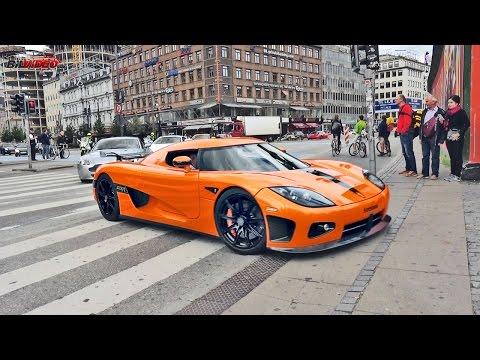 Koenigsegg CCXR, Zenvo ST1, Corvette C7 and more.