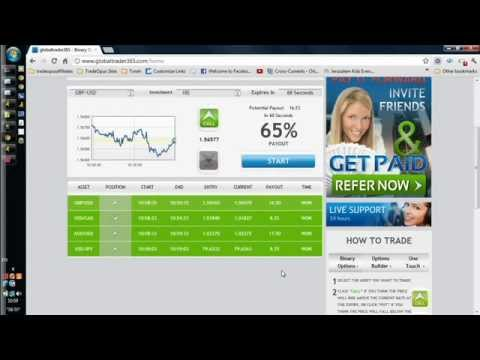 60 sec binary options demo