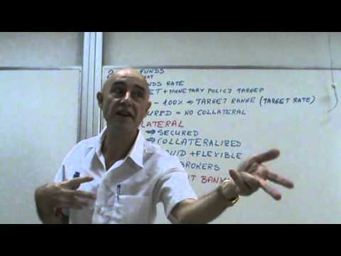 Financial Markets and Institutions - Lecture 09