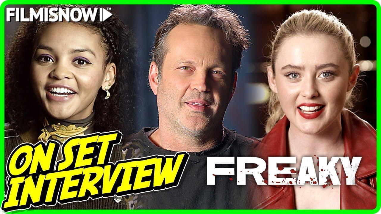 FREAKY   Cast & Filmmaker On-set Interview