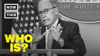 Who is Larry Kudlow? Narrated by David Bluvband | NowThis