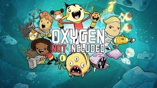 Oxygen not included s07e11 Слишком много планов - кухня, ракета, энергия, терраформирование...