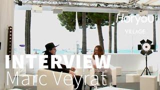 Interview de Marc Veyrat - Horyou Village @ Cannes Festival 2015