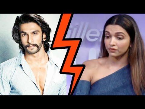 Deepika Padukone FINALLY Reacts On Her BREAKUP With Ranveer Singh