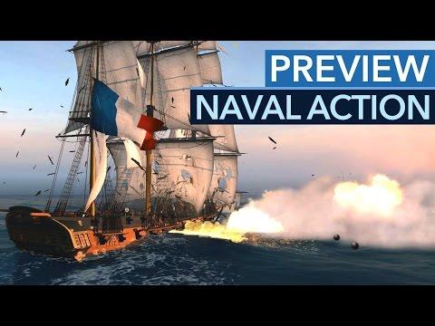 Naval Action: Age of Sails - Vorschau zur Seefahrts-Sandbox