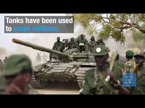 #HaltArms: Stop weapons to South Sudan
