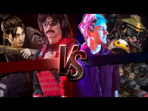 DrDisrespect Versus Ninja  | $20k Code Red Tournament