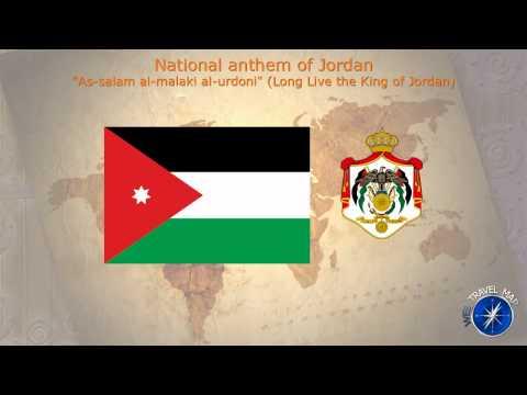 Jordan National Anthem