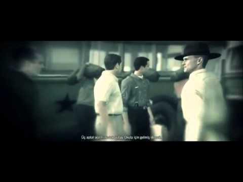 L.A. Noire Türkçe Yama Tanıtım Videosu Oyun Çeviri