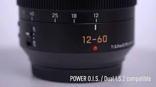 Introducing LEICA DG VARIO-ELMARIT 12-60mm /F2.8-4.0 ASPH. / POWER O.I.S. [H-ES12060]