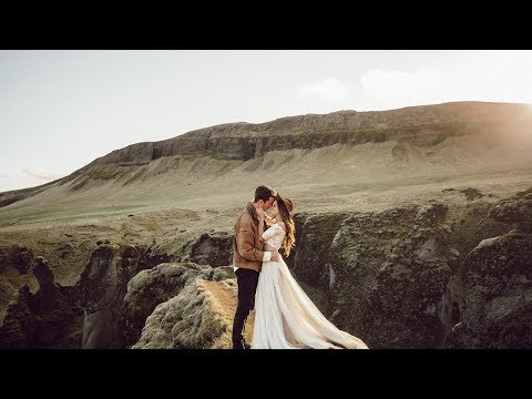 Bridal Film in ICELAND