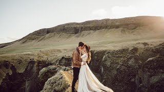 Bridal Film in ICELAND