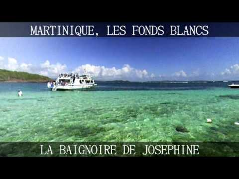 martinique les fonds blancs by giroptic youtube. Black Bedroom Furniture Sets. Home Design Ideas
