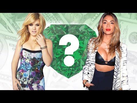 WHO'S RICHER? - Kelly Clarkson or Nicole Scherzinger? - Net Worth Revealed!