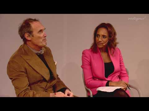 AA Gill challenges George Monbiot on why it's ok to eat meat