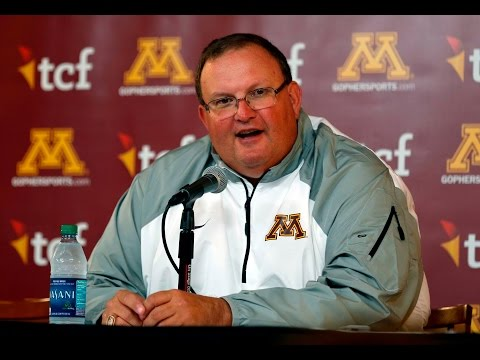 Full Press Conference: Gophers vs. Oregon State