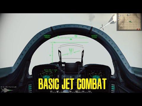 Project Reality 1.4 - Basic Jet combat