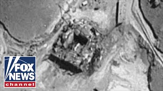 Israel releases footage of 2007 Syrian nuclear site strike