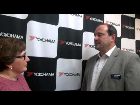 Phillips discusses the truck tire industry