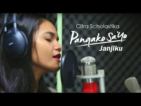 Citra Scholastika - Pangako Sayo / Janjiku (Behind The Scene)