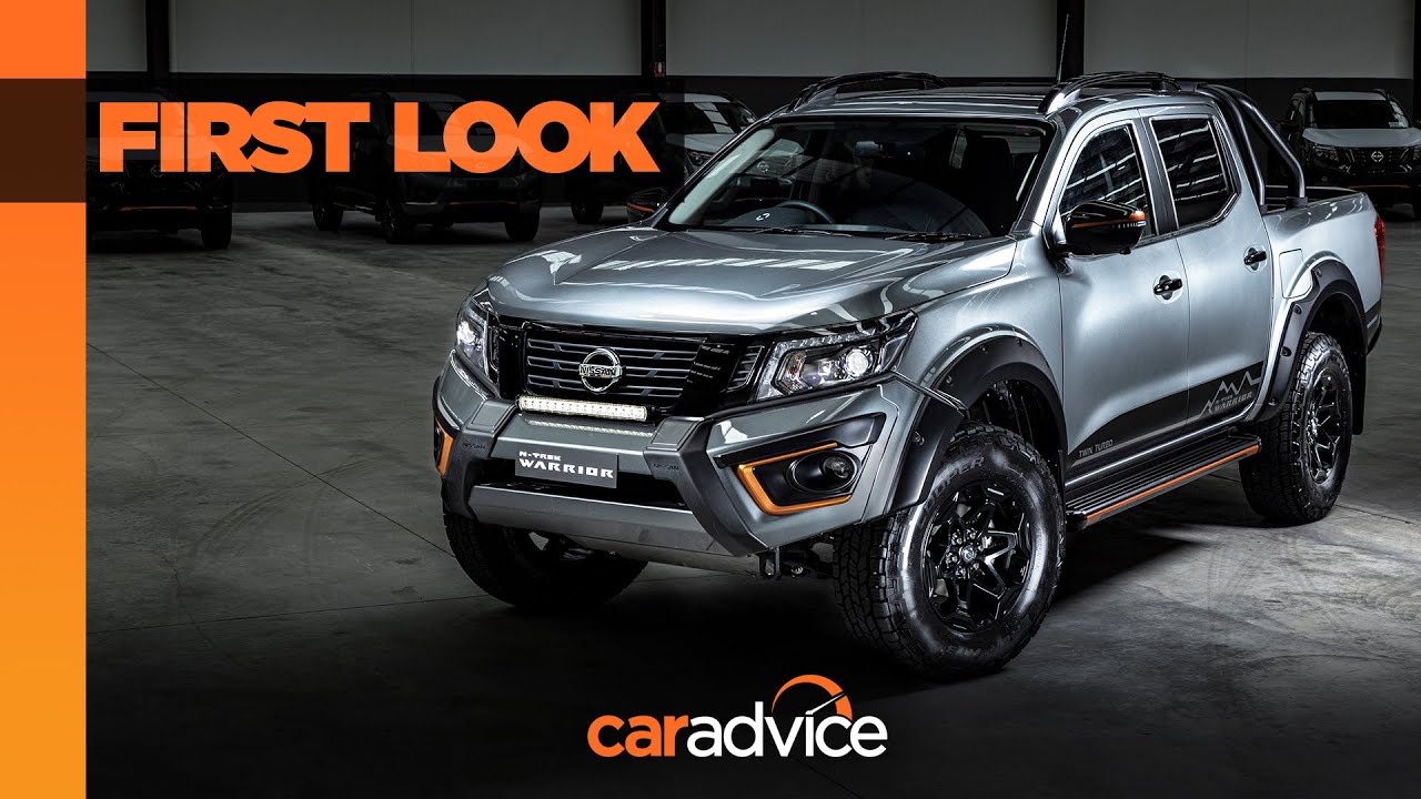 2020 Nissan Navara N Trek Warrior Aussie Tuned Hero