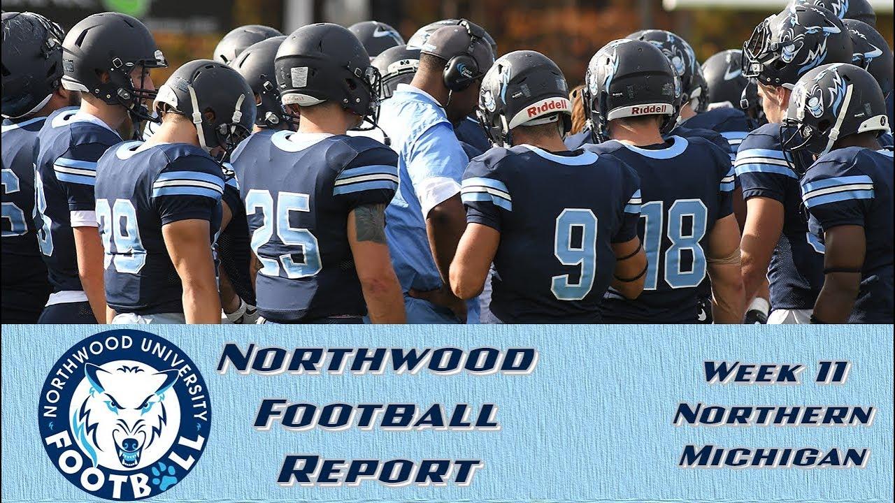 Northwood Football Report Week 11 Youtube