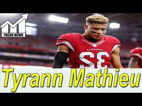 Tyrann Mathieu: Cut loose by Cards