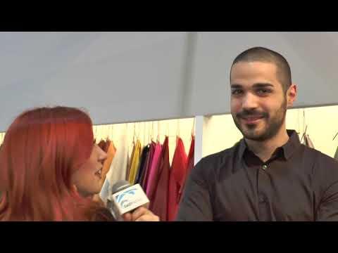 Alessandro Maffei Della Conceria Carisma A Solofra Intervisto A Lineapelle Da Easy News Press Agency