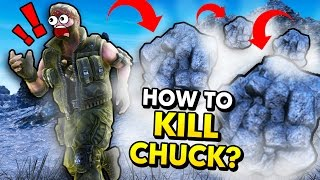 CAN THE AVALANCHE DELETE CHUCK NORRIS?! (UEBS / Ultimate Epic Battle Simulator Funny Gameplay)