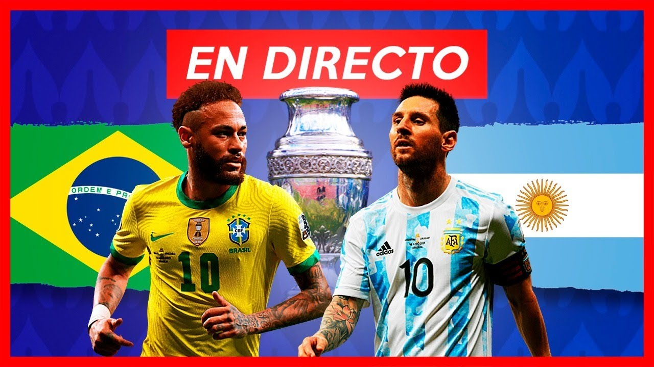 (SOLO AUDIO) ARGENTINA vs BRASIL EN VIVO ? LA GRAN FINAL CON EL MEJOR RELATO EMOCIONANTE