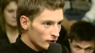 Павел Воля красиво всех заткнул на передаче ГОРДОН приколы, прикол, +100500