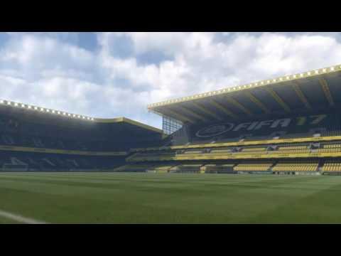 Let's Play Fifa 17 #S1.001 - Tottenham Hotspur Career Mode (720p)