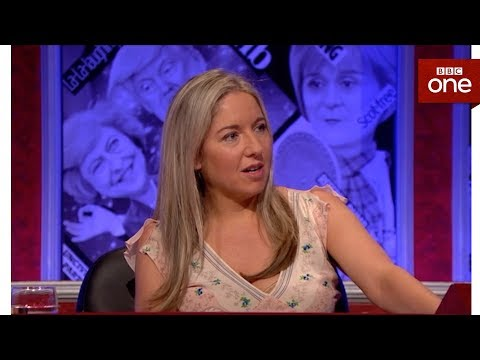 Having a tan just like Trump - Have I Got News For You: 2017 Episode 7 - BBC One